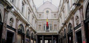 Bruselas. Galerías Saint-Hubert