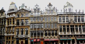 Bruselas. Grand Place.