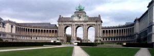 Bruselas. Palacio del Cincuentenario.
