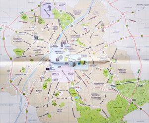 Bruselas. Plano General