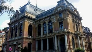 Karlovy Vary. Balneario Imperial.