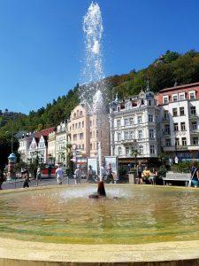Karlovy Vary. Vridlo