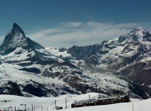 Gornergrat-Matterhorn
