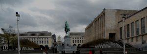 Bruselas. Plaza Albertina.