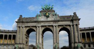 Bruselas. Palacio del Cincuentenario