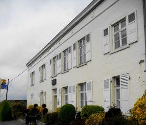 Waterloo. Cuartel General de Napoleón.