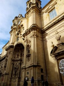 San Sebastián. Basílica de Santa María.