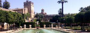Córdoba. Alcázar de los Reyes Católicos.
