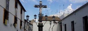 Córdoba. Cristo de los Faroles.