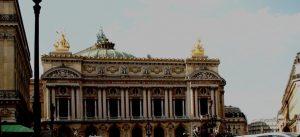 París. Ópera de París. Palacio Garnier.