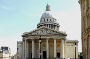 París. Panteón.
