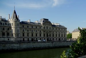 París. La Conciergerie.