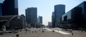 París. La Défense.