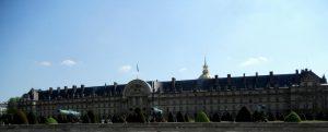 París. Los Inválidos. Hôtel de los Inválidos