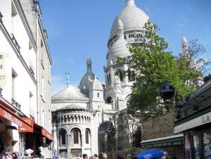 París. Montmartre.
