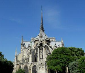 París. Catedral de Notre Dame.