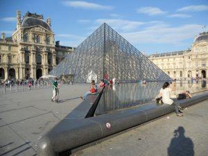 París. El Louvre