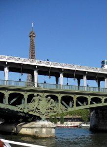 París. Puente de Bir Hakeim