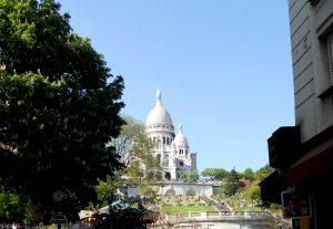 París. Montmartre