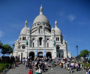París. Sacré-Coeur.