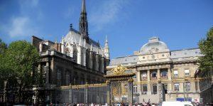 París. Sainte-Chapelle.