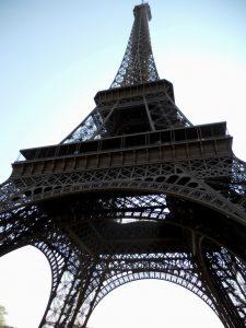 París. Torre Eiffel.