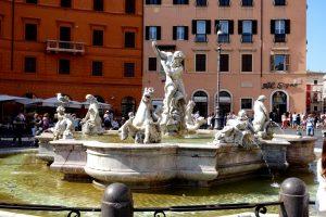 Roma. Piazza Navona.