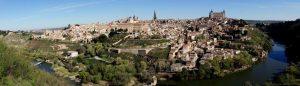 Toledo. Castilla La Mancha. España.