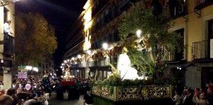 Toledo. Procesión de Jueves Santo.