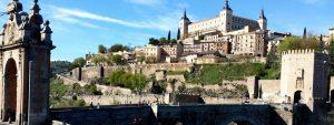 Toledo. Puente de Alcántara.