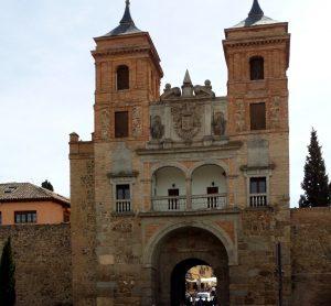 Toledo. Puerta del Cambrón.