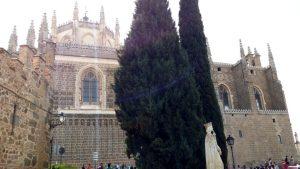 Toledo. San Juan de los Reyes.