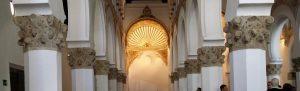 Toledo. Sinagoga de Santa María la Blanca.