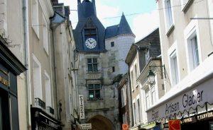 Amboise. Torre del Reloj.