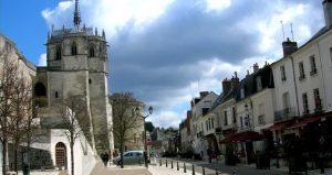 Amboise. Capilla de St.Hubert