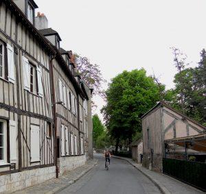 Chartres. Barrio de Curtidores.