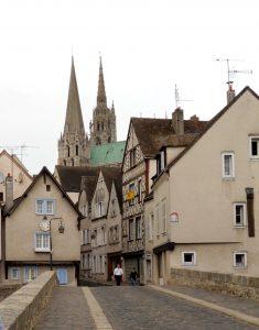 Chartres. Puente Bouju.