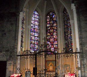 Catedral de Chartres.
