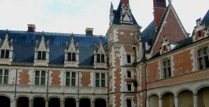 Chateau de Blois.