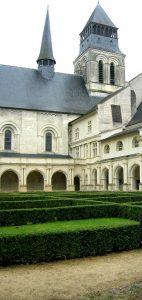 Abadía de Fontevraud.