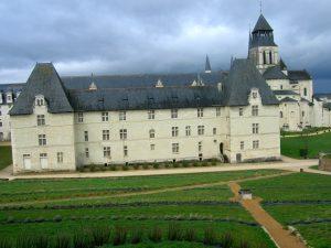 Loira. Abadía de Fontevraud.