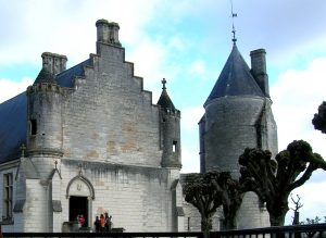 Loches. Residencia Real.
