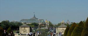 París. Desde Los Inválidos.