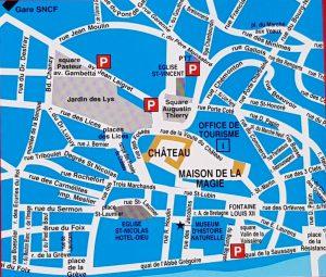 Plano de Blois