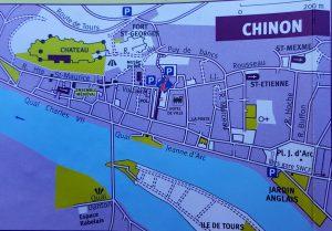 Plano de Chinon