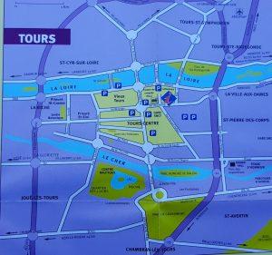 Plano de Tours