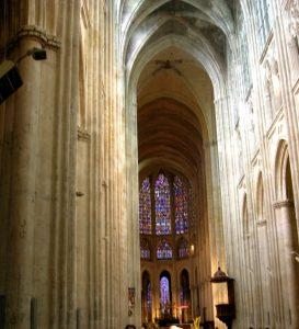 Tours. Catedral de St.Gatien