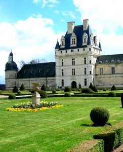 Loira. Chateau de Valençay.