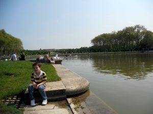 Versalles. Gran Canal