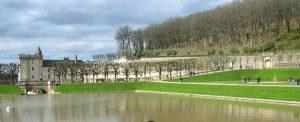 Loira. Villandry. Jardín del Agua.